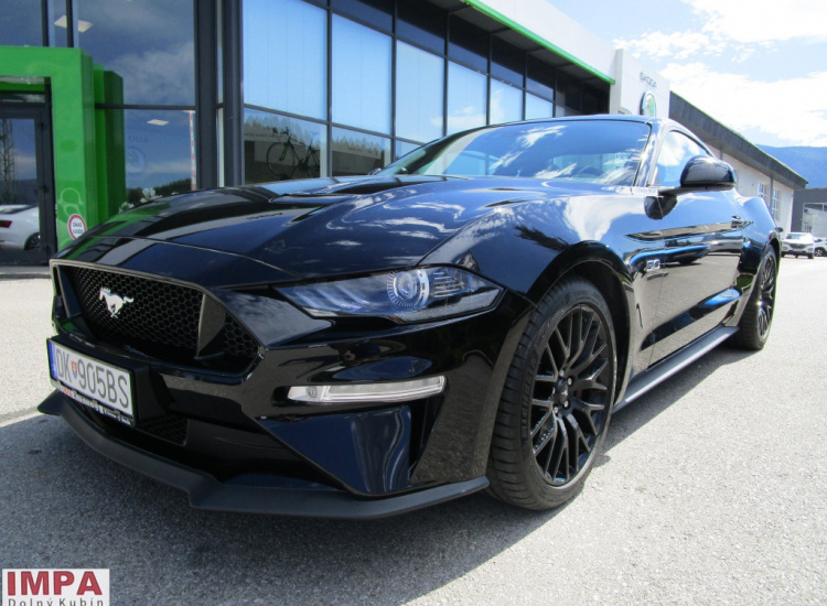 Ford Mustang  5,0 TiVCt V8 GT
