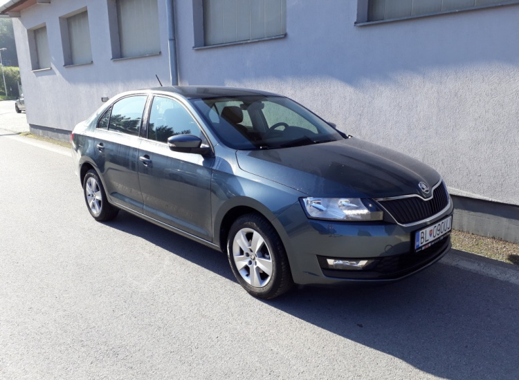 ŠKODA Rapid TSI 1,0 TSI / 70 kW Ambition Plus