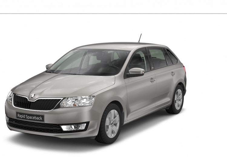 ZH - Škoda Rapid Spaceback JOY 1,2 TSI 66kW