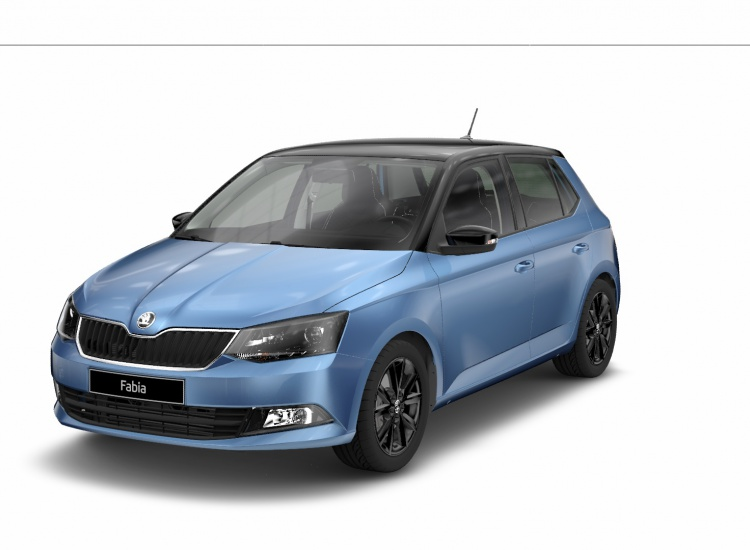 "ZH - Škoda Fabia Ambition "" Tour de France "" 1,2 TSI 66kW"