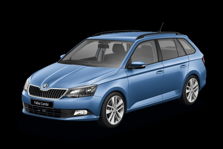 Škoda Fabia Combi Joy+1,2TSI 66kW 5MP