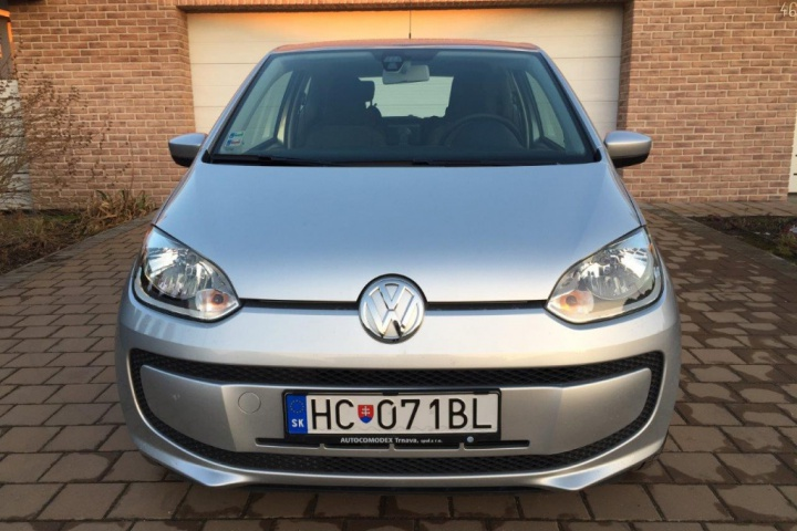 Volkswagen up!  1,0  / 55 kW  Move UP!