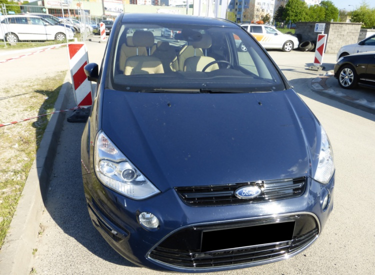 Ford S-MAX Combi  2,2  / 147 kW