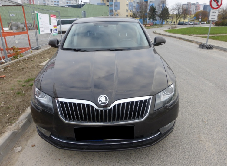 ŠKODA Superb TDI 2,0 TDI / 103 kW Ambition