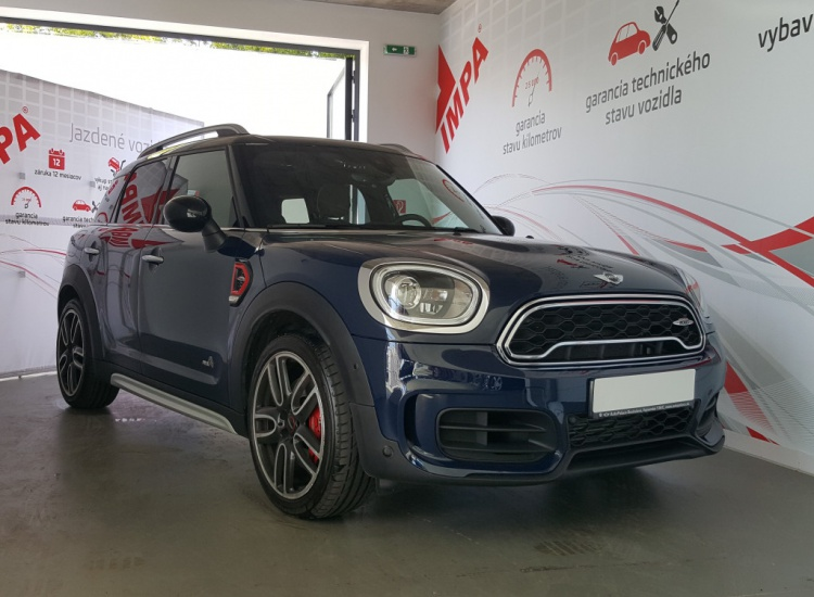 Mini Countryman John Cooper Works ALL4 2,0  / 170 kW